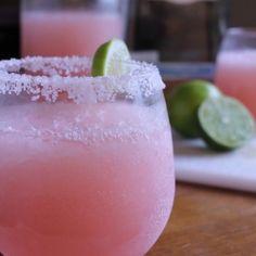 Pink Grapefruit Margarita, liven up your weekend!