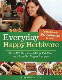 Everyday Happy Herbivore by Lindsay S. Nixon