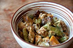 Sweet Potato Chicken Salad – The Foodee Project