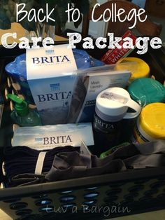 #ad Back to College Gift with Brita® plus enter to WIN a $25 Target Gift Card Giveaway #BritaBackToCollege