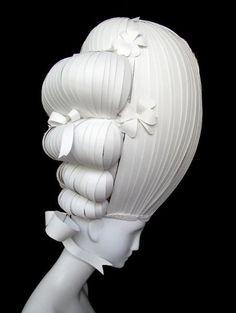 Paper wigs!