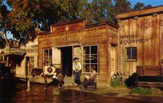 Knott's Berry Farm...Buena Park CA