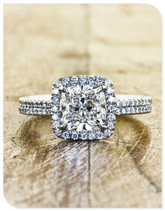 Engagement ring. Dear Future Husband...