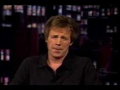 Late Show with David Letterman - Dana Carvey 2002