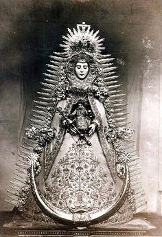 rosievandoll: Madonna del Rocío