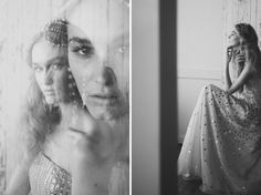 Double exposure photo | Lara Hotz Photography for Hitched Magazine | http://burnettsboards.com/2013/11/birds-paradise-indie-wedding-inspiration/