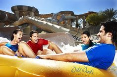 Wild Wadi Water Park, Jumeirah, Dubai - Leisure Activities - Tantrum Alley