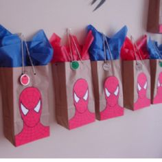 DIY goodie bags!