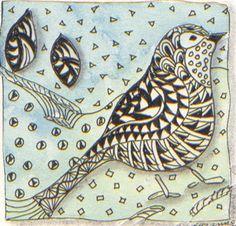 bird by oiseau