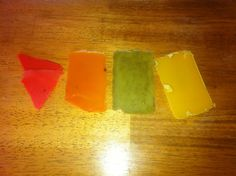 DIY Waldorf Modeling Beeswax with natural colorants.