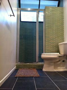 Mid Century Modern bathroom remodels
