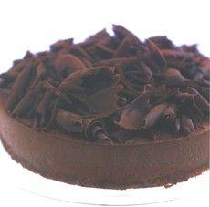 Chocolate Ricotta Cheesecake