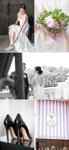 Paris Wedding from One and Only Paris Photography + Le Secret d'Audrey | Style Me Pretty