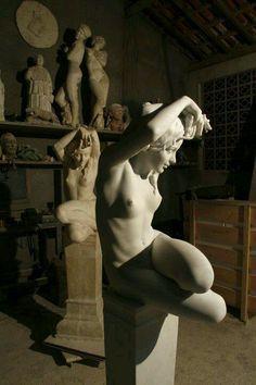 Cicero D'Ávila.....sculptor