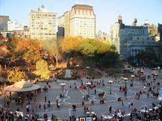 Union Square, NYC :-)