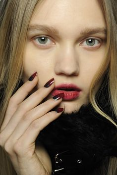 Nail Polish Ideas: 2 Colors, 5 Manicures | The Zoe Report