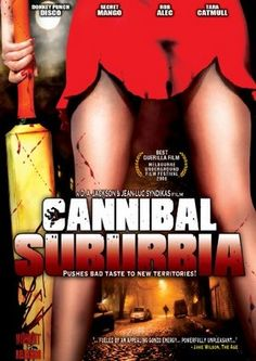 Cannibal Suburbia Horror Movie - Watch free on Viewster.com  #movie #movies #horror #scary
