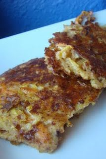 GAPS diet recipe - grilled cheese, veggie style.