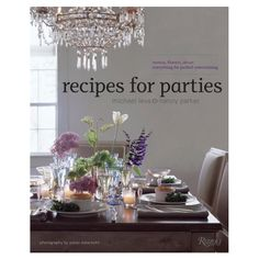 Recipes for Parties Book