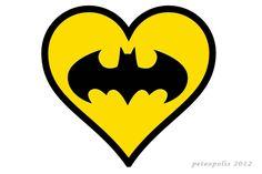 batman heart