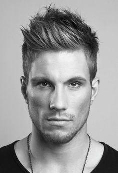 frisure kort hår mænd