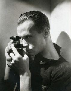 Photographer Henri Cartier-Bresson, 1933