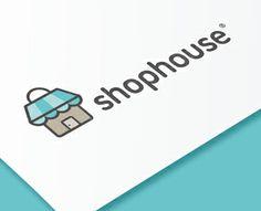Shophouse | #logo #design