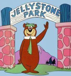 Saturday Morning Cartoons.  I can do a mean Yogi Bear impression too! memori, 1980's cartoons, boo boo, camping, bears, saturday morning cartoons, national parks, yogi bear, kid