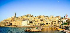 There is so much to do in Jaffa!