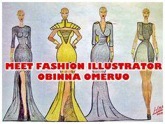 meet fashion illustrator