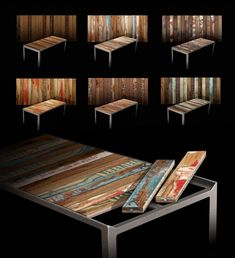 DIY : table made out of pallets