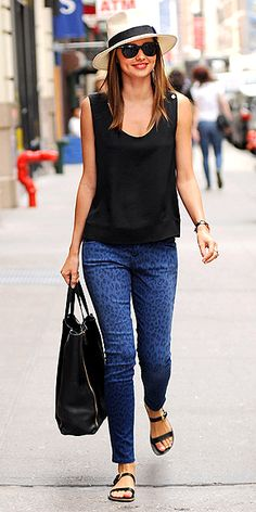 HAT OF THE YEAR photo | Miranda Kerr