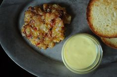 Shrimp Burgers with Roasted Garlic-Orange Aioli, a recipe on Food52