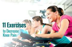 11 Exercises That Help Decrease Knee Pain