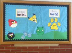 School Counselor Blog - Don't Be an Angry Bird