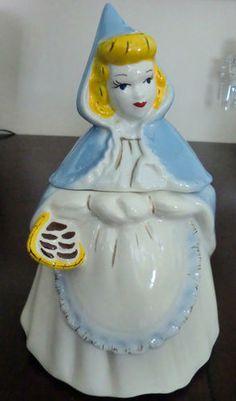 McCoy Cookie Jars--Cinderella Cookie Jar