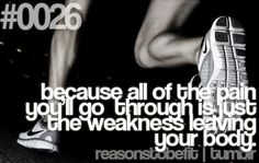 bodi, remember this, motivational sayings, reason, weak leav, bye bye, keep running, fitness motivation, quot