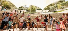 Summer Outdoor Music Concerts with Kids via Red Tricycle