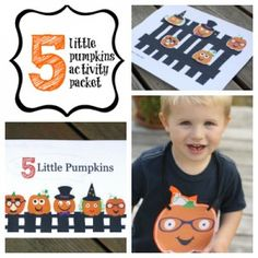 3 fun-filled follow ups to the popular Halloween rhyme. {Playdough to Plato}