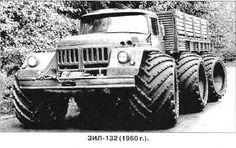 1962 ZIL-132