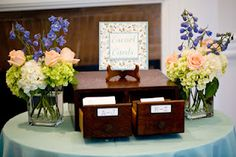 Cool things to do with Library cards from   http://notjustbrides.blogspot.com/