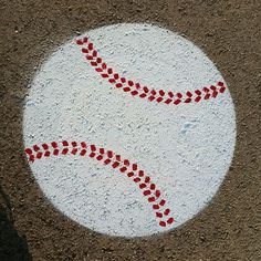 Baseball stepping stones