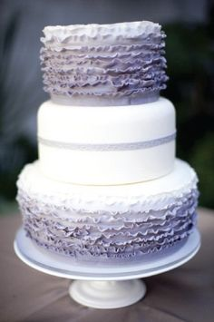 Ombre Cake!