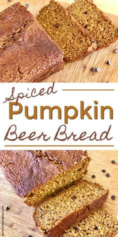 Spiced Pumpkin Beer