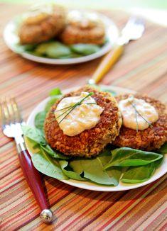 My favorite recipe for Crab Cakes!
