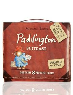Paddington suitcase book - read about his adventures! http://rstyle.me/~1lUYZ