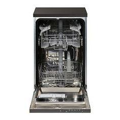 HJÄLPSAM Lave-vaisselle intégré A, gris 399 €