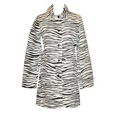 I do need a zebra print. Like that NJ velveteen that got away...