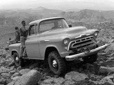 Chevy Apache: Pikes Peak