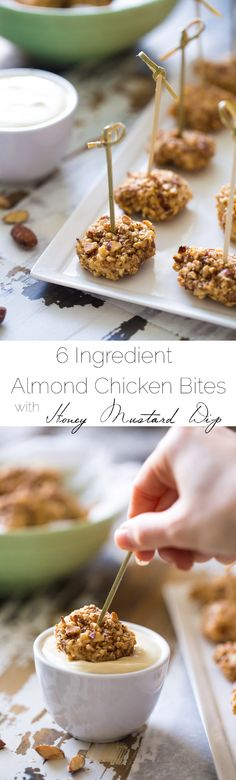 6 Ingredient Almond